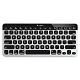 K811 Easy Switch Wireless Keyboard, Bluetooth, Black