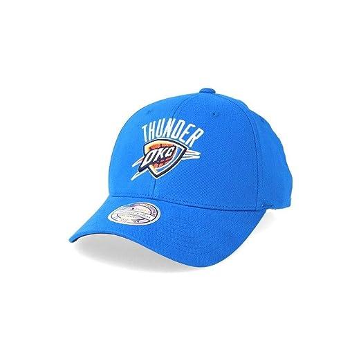 Mitchell & Ness Gorras Oklahoma City Thunder Team Arch Low Pro ...