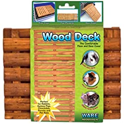 Ware Manufacturing Premium Plus Wood Deck for Rabbit and Small Pet Cages