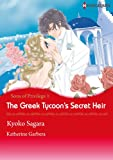 The Greek Tycoon's Secret Heir: Harlequin comics (Sons of Privilege Book 1)