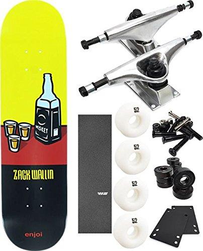 完成品 Enjoi Skateboards Wrayスケートボード8