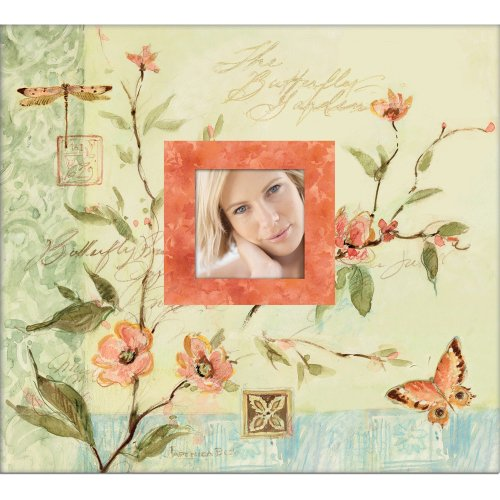 (K&Company 12-Inch by 12-Inch Nature Postbound Album)
