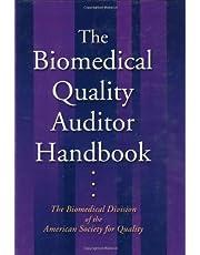 The Biomedical Quality Auditor Handbook