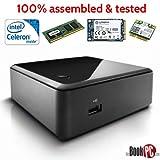 Intel NUC DCCP847DYE - Complete System - Celeron 847 1.10GHz, 4GB DDn