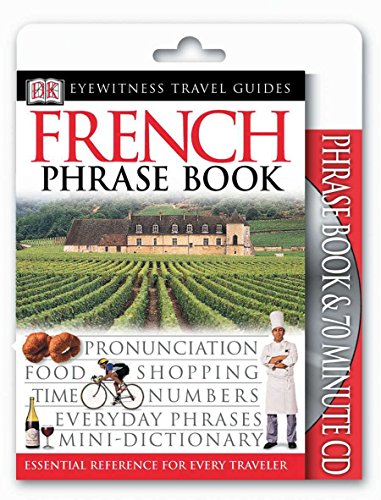 French (Eyewitness Travel Packs) (Best French Audio Learning)