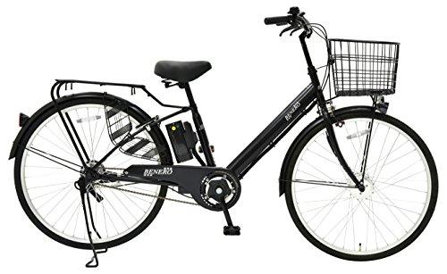 EISAN(A 산) 어시스트 자전거 AS-261W-E 블랙
