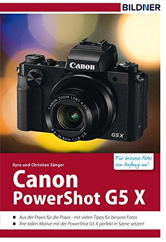 Canon PowerShot G5X: Für bessere Fotos von Anfang