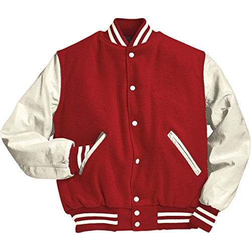 AWARD JACKET Holloway Sportswear XL Scarlet/White