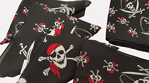 toys, games, dress up, pretend play,  pretend play 3 on sale Playscene Pirate Bandana's for Children or Adults deals