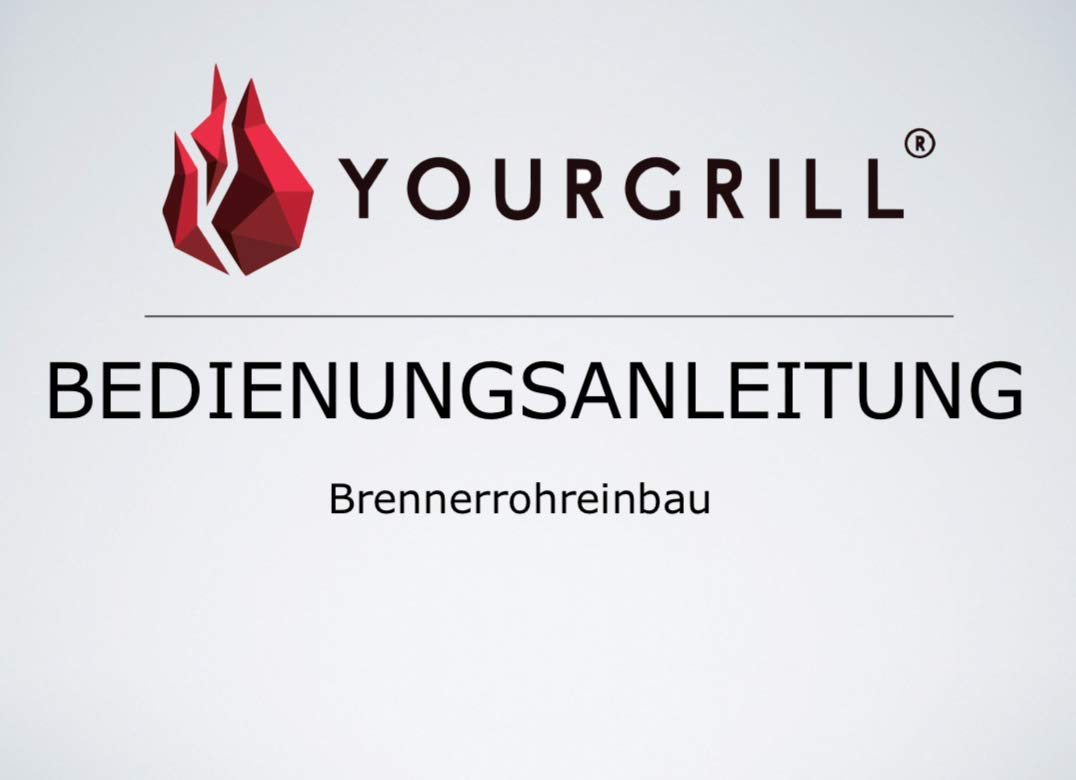 YOURGRILL Bruciatore