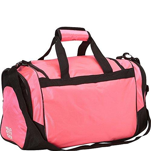 Hello Kitty Sports Duffle Bag - Import It All d599ca70fc7e3