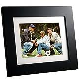 Panimage PI8004W01 8-Inch Digital Picture Frame (Black)