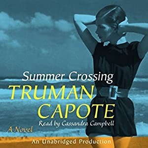 Summer Crossing Audiobook