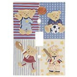 kidsline Play Ball Switch Plate