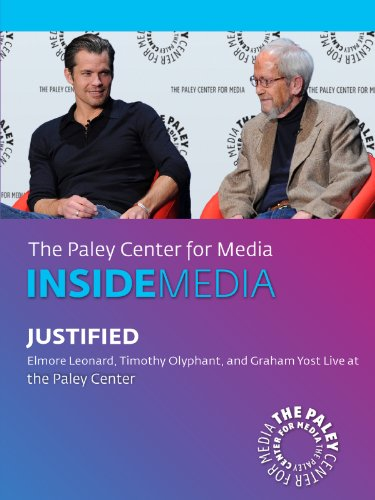 Justified: Elmore Leonard, Timothy Olyphant, and Graham Yost Live at the Paley Center ()