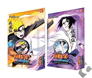 Naruto Shippuden CCG Card Game Foretold Prophecy Starter ...