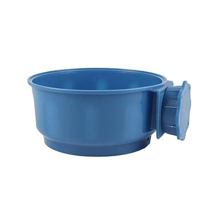 Crewell Cuenco térmico Beber Agua y Calor, Ideal para Perros y Mascotas al Aire Libre
