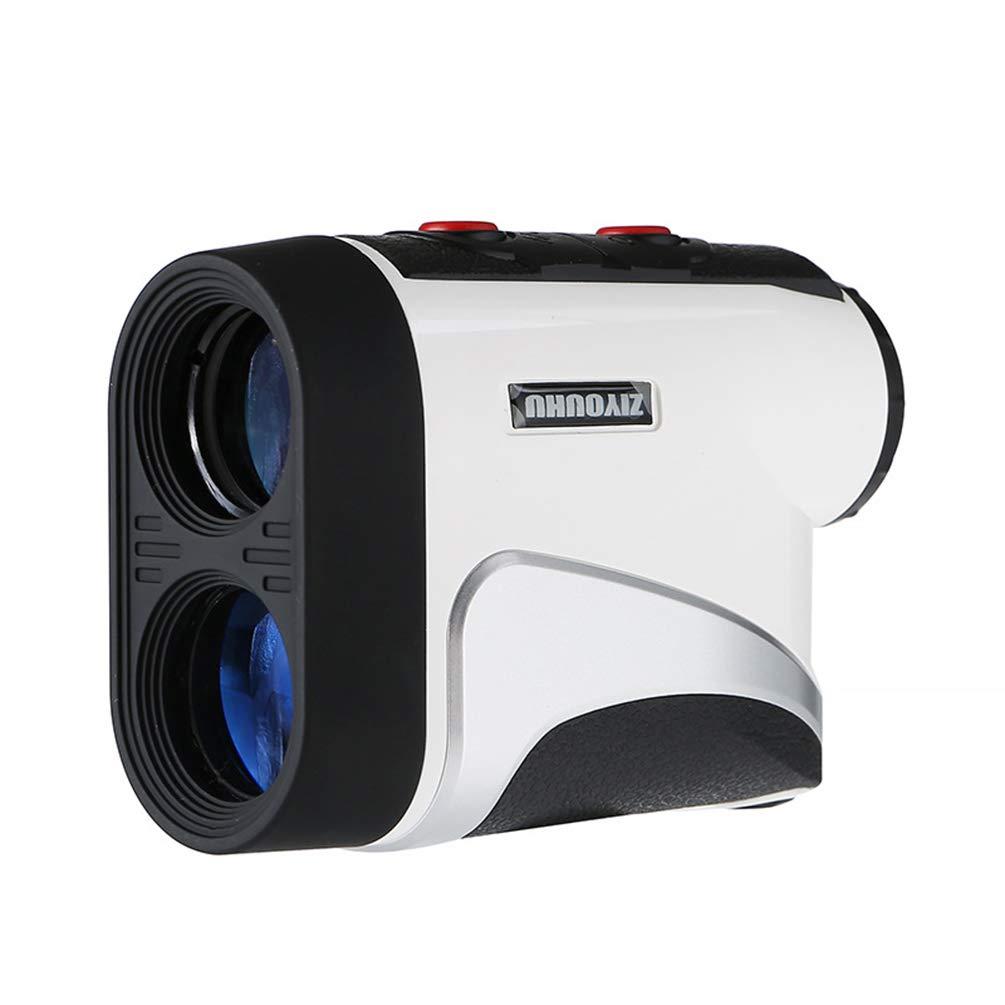 Handheld Golf Range Finder Laser Measure 400m Multiple Measurement Modes for Outdoor Hiking Camping Tourism by Rayuwen