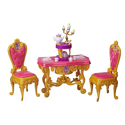 e's Be Our Guest Dining Set (Disney Princess Set Table)