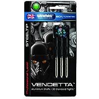 Winmau Vendetta 80% tungsteno Profesional Nivel de Acero TipDarts