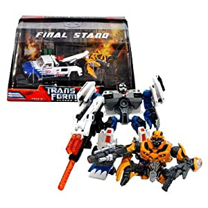 Amazon Com Hasbro Year 2007 Transformers Movie Screen