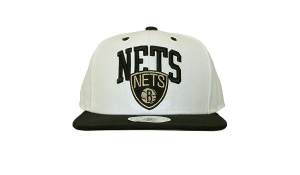 Mitchell & Ness - Gorra de béisbol - para hombre Blanco blanco ...