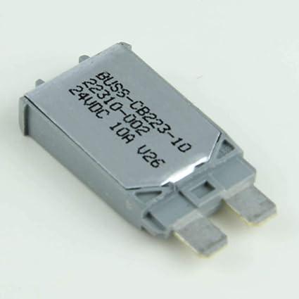 40 Amp Auto-Reset ATC//ATO Blade-Style Circuit Breakers 1 per pack