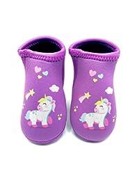 LabsByMAKO MAKO Infant Born2Play Water Swim Beach Shoes