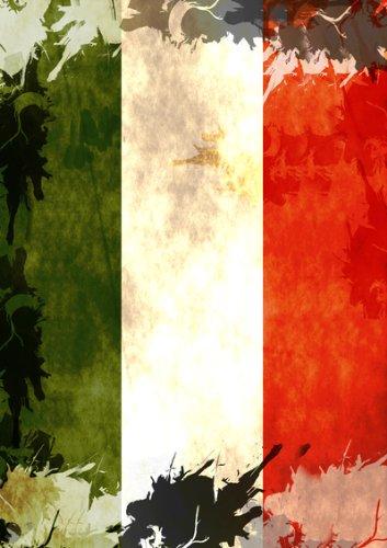 "Disagu Design Case Coque pour Apple iPhone 5s Housse etui coque pochette ""Italien"""