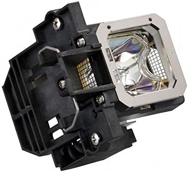 Replacement for Hughes Jvc Pk-l2312up Lamp /& Housing Projector Tv Lamp Bulb by Technical Precision