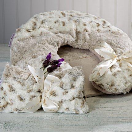 Sonoma Lavender Arctic Circle Lavender Spa Neck Pillow