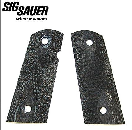 Amazon com : Sig Sauer Mag Grip, 1911 Compact, Magwel