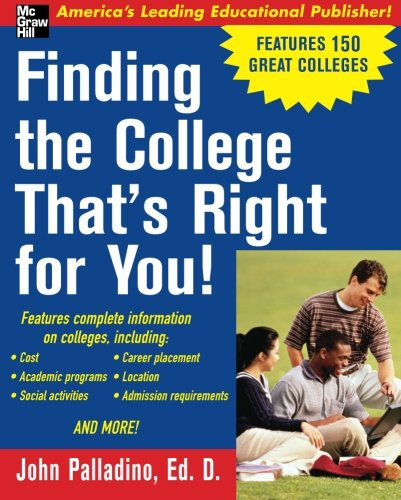 Finding the College That's Right for You!