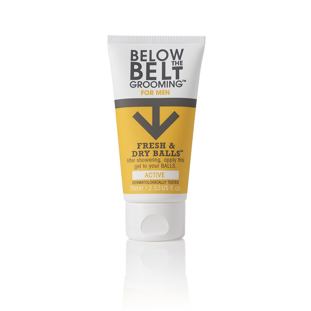Below the Belt Fresh and Dry Balls, 75 ml, Active Vivalis Beauty Ltd 541898