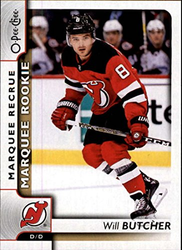 2017-18 O-Pee-Chee #636 Will Butcher New Jersey Devils