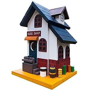 deuba vogelh uschen tolles futtersilo f r v gel. Black Bedroom Furniture Sets. Home Design Ideas