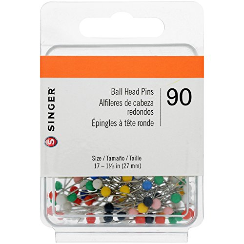 lor Head Pins, 90-Count ()