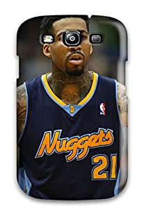 Justin Landes's Shop denver nuggets nba basketball (15) NBA Sports & Colleges colorful Samsung Galaxy S3 cases