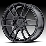 range rover 22 inch rims - KMC Wheels KM696 Pivot Satin Black Wheel (20x8.5/5x120mm, 35mm offset)
