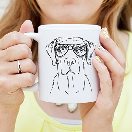 Labrador Retriever Dog Coffee Mug 11oz Dog Lover Gift for Him Her