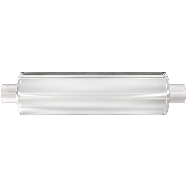 Magnaflow 13742 XL Stainless Steel 3' Round Muffler MagnaFlow Exhaust Products