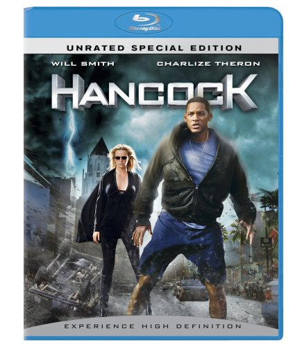 Hancock  Unrated Special Edition   Blu Ray