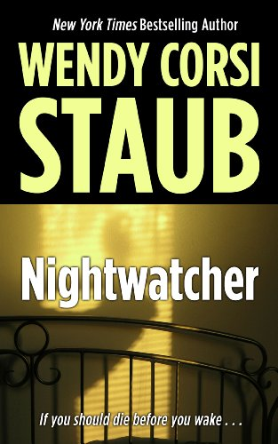 Nightwatcher (Thorndike Press Large Print Superior Collection)