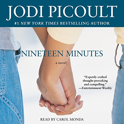 Nineteen Minutes: A Novel cover