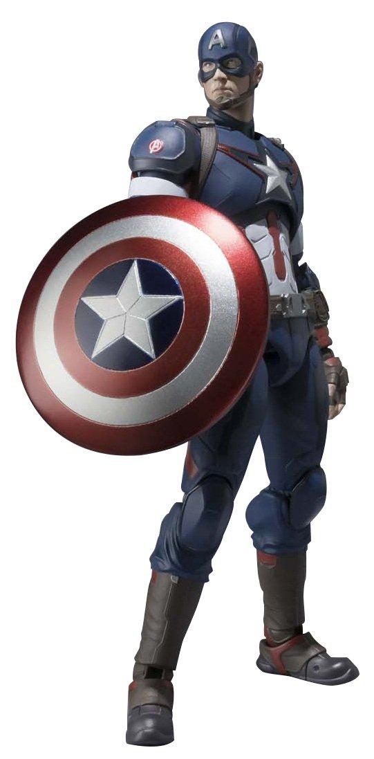 Action Figure 'Avengers - Age of Ultron' - Captain America - 15 cm - [Edizione  Francia]