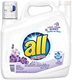 all Liquid Laundry Detergent, Fresh & Sensitive, 141 Ounces, 94 Loads