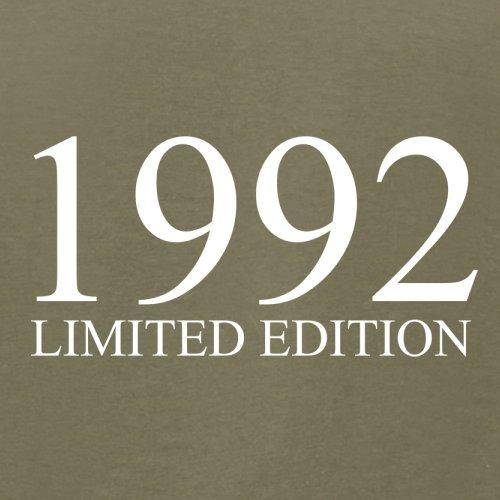 1992 Limierte Auflage / Limited Edition - 25. Geburtstag - Herren T-Shirt - Khaki - XXL