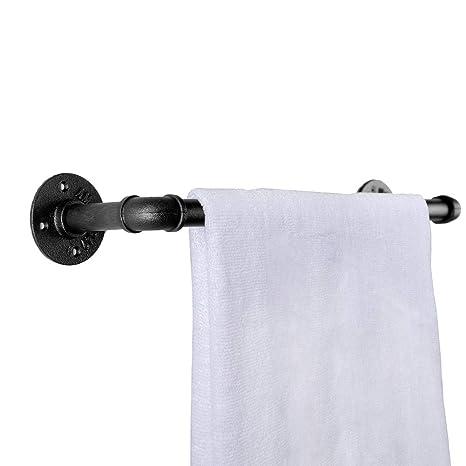 Toallero industrial para montaje en pared, toallero de baño ...