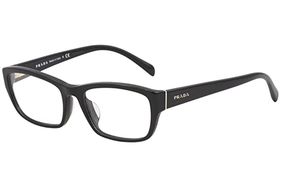 51e4f7d598 Prada Women s PR 18OVA Eyeglasses 54mm at Amazon Women s Clothing store