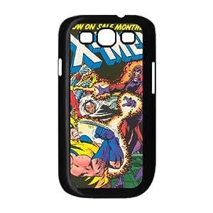 Samsung Galaxy S3 9300 Cell Phone Case Black X Men vrzv
